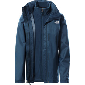 The North Face Evolve II Chaqueta Triclimate Mujer, monterey blue